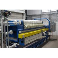 Buy cheap Plate and Frame Filter Press FP630 Chemical Industry Liquid Solid Separation from wholesalers