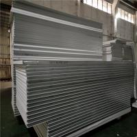 Best 0.326mm corrugated steel sheet eps sandwich panel 5500x1150 for wall wholesale