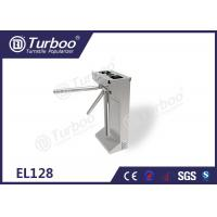 Best Commercial Access Control Waist High Turnstile Semi - Auto Waterproof Stable wholesale