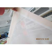 Best Uv Resistant Outdoor PVC Banners , Fence Wraps Custom Flags And Banners wholesale