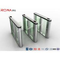 Best RFID Reader Turnstile Access Control System Speed Gate 30~40 Persons / Min wholesale