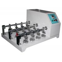 Cheap Bally Flexometer in Leather Folding Resistance Tester Physical Rubbing Testing for sale