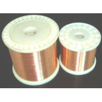 Cheap 0.025mm - 4.0mm Silver Magnet Enameled Aluminum Wire For Generators / Transforme for sale