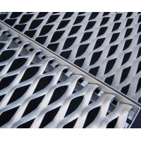 China Interior / Exterior Architectural Wire Mesh Screen Panels Wall Facade Cladding Powder Coated on sale