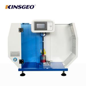 Best Digital Plastic Testing Machine IZOD Charpy Impact Testing Equipment wholesale
