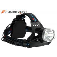 Best 3 Gears 900LMs Outdoor CREE LED Headlamp Headlight Works with 3 x AA Battery wholesale