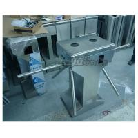 Cheap Intelligent 3 Arm Tripod Access Control Turnstiles Mechanical For Traffic for sale