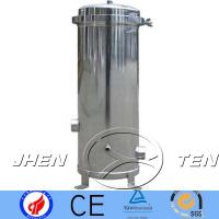 Best Long Life Span Industrial Filter Housing For Water Treatment Easy To Operate wholesale