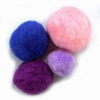 Best Normal Pompoms, Available in Various Sizes and Colors wholesale