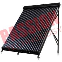 Best Energy Saving Heat Pipe Solar Collector 18 Tubes wholesale