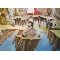 Buy cheap 3d oil painting on canvas for sale from wholesalers