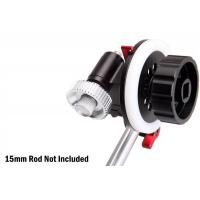 Cheap Kamerar Follow Focus w/ 15mm Quick Release Rods Clamp for sale