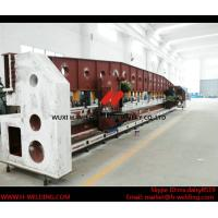 Best Steel Plate / Carbon Sheet Edge Milling Machine for Box Beam Production Line wholesale