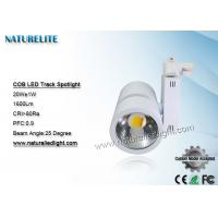 China Hotel  Led Track Spotlights 20W  Architectural Industrial Commercial 1600LM on sale