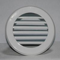 Buy cheap Air conditioning round ventilation aluminum wall return air grille louver vent from wholesalers