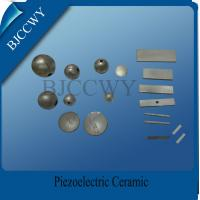 Buy cheap Piezo Ceramic Element For Ultrasonic Cleaner from wholesalers