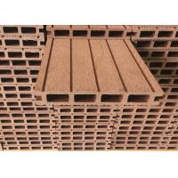 Best Wood Plastic Composite Eco-friendly Anti-UV Hollow And Solid  Decking Board wholesale