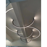 Buy cheap Cusomized 2m 3m Bentable LED Aluminum Profile Extrusion from wholesalers