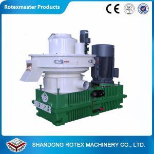 Best Centrifugal Vertical Ring Die Pellet Machine Make Pellets For Wood Chip Sawdust Pallet Bamboo wholesale