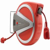 Buy cheap Wall-mouted auto retract eleltric cable reel 10m 15m 20m 25m HM-GG10/15/20 from wholesalers