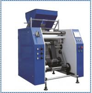 Best 450mm Width Cling Film Making Machine / Plastic Film Slitting Machine wholesale