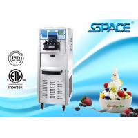 Cheap SPACE Commercial Soft Ice Cream Machine With 3 Flavors CE ETL Approved for sale