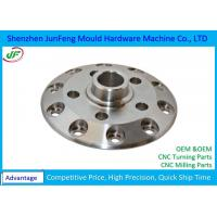 China ISO9001 Aerospace Machined Parts / CNC Spare Parts for Aerospace on sale