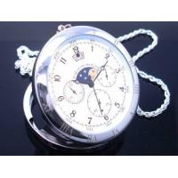 China pocket watch camera with motion detection function. on sale