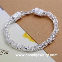 Best New Dragon antique silver snake bracelet wholesale