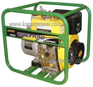 """Best Diesel High Pressure Pump Set 1.5"""" Two Impeller wholesale"""