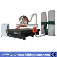 Best ATC cnc router machine ,change 3 cutters freely ZK-1325(1300*2500*200mm) wholesale