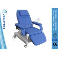 China Wide Used Passion Medical Chairs For Blood Donor And Dialysis on sale
