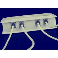 4 ports Alarm Charging Sensor Host Multiple Security display stand for mobile,tablet PC
