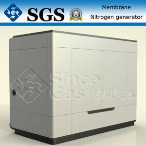 Best 99.999% High Purity Nitrogen Generator PM Membrane Nitrogen Gas Generation wholesale