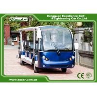 Best 72V Battery Electric Tourist Bus Heavy Duty Axle With Differential Gear wholesale