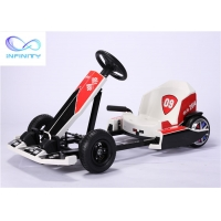 Best Bluetooth Children Electric Toy Kart 36V Battery With LED Lights wholesale