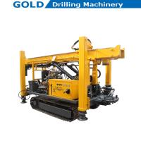 Best Fluid And Gas Cycling DTH Hammer Drilling Rig wholesale