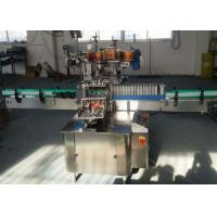 Best High Speed Automatic Labeling Machine , Automatic Label Pasting Machine wholesale