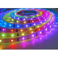 Buy cheap Customized Flexible LED Strip Lights RGBW Full Color Smart Voice control from wholesalers