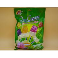 Best Small Yogurt Covered Ice Cream Lollipop / Hard Candies With Multi Fruit Flavor wholesale