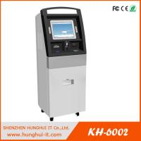 China Automated Teller Machine with Cashcode Cash Acceptor and MFS Cash Dispenser on sale