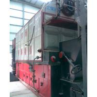 Cheap Electric Condensing Oil Fired Steam Boiler For Radiant Heat , Low Pressure 0.7 Mpa for sale
