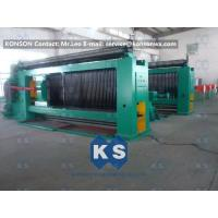 Best Auto High Speed Stone Gabion Mesh Machine With Wire Tension Device wholesale