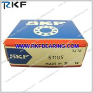 China 25mm x 42mm x 11mm / Metric SKF 51105 Single Direction Thrust Ball Bearings on sale