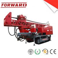 Best Coal Bed Methane Drainage Top Drive Truck Mounted Drill Rig 1500m Drilling Depth TDR-50 wholesale