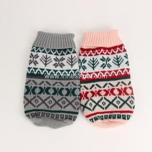 Best China Factory Wholesale Pet Clothing Dog Clothes, Knitting Pet Sweater wholesale