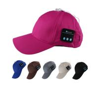 Best New Design Bluetooth Music Cap , Fashion Music Baseball Hats With Earphones wholesale