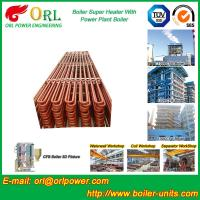 Best Convection Platen CFB Boiler Superheater In Thermal Power Plant wholesale