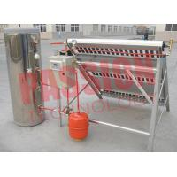 Best Slant Roof Split Solar Water Heater System Double Stainless Steel Coils wholesale