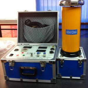 Best ZGF Series 60kV to 400kV Direct Current Generator Hipot Tester wholesale